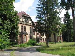 Beelitz Heilstätten #1 - Sanatorium, historisch, Denkmal
