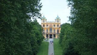 Schloss Favorite - Schloss Favorite, Lustschloss, Lustschlösschen, Jagdschloss, Jagdschlösschen, barock, Favoritepark, Kulturdenkmal, Ludwigsburg