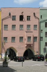 Wasserburg / Inn # 08 - Museum, Architektur, Gebäude