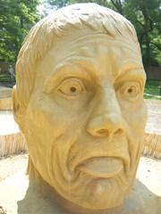 Skulpturen aus Sand #8d - Skulptur, Sand, Sandskulptur, Kunst, Kunstwerk, Bildhauerei