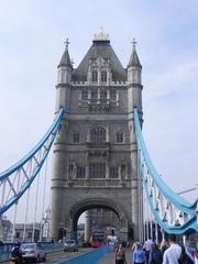 Tower Bridge - Tower Bridge, Brücke, Turm, London, Sehenswürdigkeit, Straße, Wahrzeichen, Sight