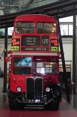 Doubledecker - Doubledecker, Bus, Stockbus, London, Verkehr, Museum, Transport, rot, Verkehrsmittel, Doppeldeckerbus, Doppeldecker, öffentliches Verkehrsmittel