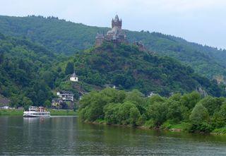 Reichsburg Cochem - Burg, Reichsburg, Cochem, Festung