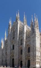 Mailänder Dom #2 - Mailand, Milano, Italien, Dom, Duomo, Kirche, Marmor, hoch, alt, Kathedrale, gothisch, Gothik, Bauwerk, Erzbistum