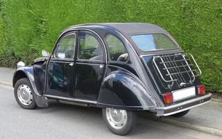 Citroen - Ente - 2CV #2 - Auto, Citroen, Fahrzeug, deux chevaux, 2 CV