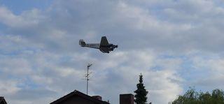 Flugzeug - Flugzeug, Junkers, JU 52