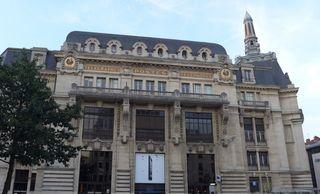 Postgebäude #1 - Postgebäude, postes, télégraphes, Art nouveau