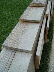 Bearbeitung eines Baumstammes #3 - Holz, Baumstamm, Bretter, Latten, Balken, sägen, bearbeiten, Durchmesser, Mathematik, Quadrat, Quader, Volumen