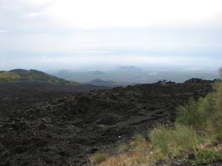 Ätna, Lavastrom - Vulkan, Lavastrom