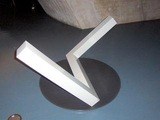 Penrose-Dreieck, Tribar #2 - Penrose, Dreieck, Tribar, Optik, Illusion, drei, rechter Winkel, Balken, Euklid, Winkel, Physik, optische Täuschung