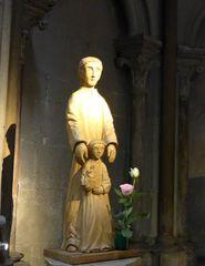 HeiligerJoseph  #2 - Joseph, Holzstatue, heilig, Meditation