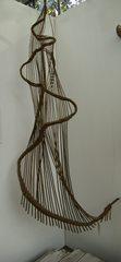 Flechtkunst aus Weiden#13 - Weide, Weidenruten, Behälter, flechten, biegsam, Korbweide, Geflecht, Rute, Flechtarbeit, Flechtkunst, Objektkunst