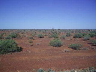 Outback - Landschaft - Outback, Australien, Landschaft, Wüste