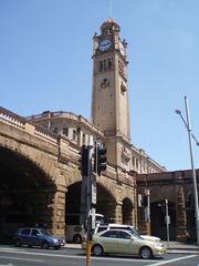 Sydney Central Station - Australien, Sydney, Bahnhof, Sehenswürdigkeiten