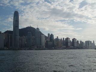 Hong Kong Skyline 1 - Hong Kong, China, Skyline