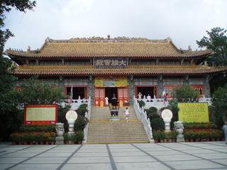 Po Lin Kloster, Hong Kong - Buddha, Buddhismus, Hong Kong, China