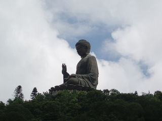 Big Buddha in Hong Kong 1 - Buddha, Buddhismus, Hong Kong, China