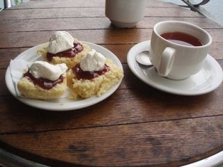 Scones - Scones, Tee, tea time, England, Great Britain, Großbritannien, Australien