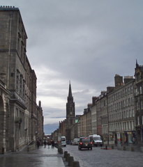 Edinburgh - Royal Mile - Edinburgh, Scotland, Royal Mile, Holiday, Schottland