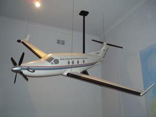 Royal Flying Doctor Service - Royal Flying Doctor Service, RFDS, Fliegende Ärzte, Outback, Australien