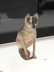Römische Hundefigur - Römer, Grab, Römisches Grab, Hund
