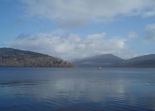 Loch Fyne - Schottland, Scotland, Holiday, Loch Fyne, Loch, Highlands, See, Binnensee, Gewässer