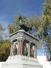 Karl der Große - Denkmal  - Karl der Große, Charlemagne