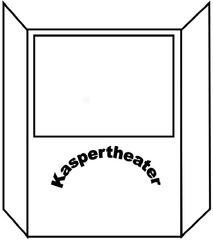 Kaspertheater #1 - Kaspertheater, Kasperltheater, Kasperletheater, Kasper, Kasperl, Kasperle, Puppentheater, Figurentheater, Kinder, Theater, Figuren, Spiel, Bühne, Spielzeug, Tradition, Handpuppe, Szene, Geschichte, spielen