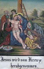 Kreuzweg XIII - Religion, Kreuzweg, Bilderzyklus, Andacht, Jesus, Kreuz, katholisch, Station, Kreuzwegstation, Leidensweg, Passion