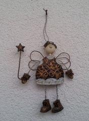 Weihnachtsschmuck #2 - Weihnachten, Schmuck, Engel, Weihnachtsschmuck, Baumschmuck, Christbaumschmuck, Brauchtum, Advent, Weihnachtsbaumschmuck, basteln
