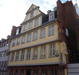 Goethehaus - Goethe, Klassik, Haus, Goethehaus, Geburtshaus, Frankfurt, Main