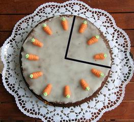 Torte teilen #6 - Kuchen, Torte, Tortenstück, teilen, Teil, Teile, Viertel, Zwölftel, Bruchrechnen, rechnen, Bruchteil, Brüche, dreiviertel, ergänzen, Winkel