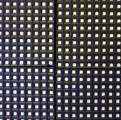 Was ist das #Technik - Bauteil, Videoleinwand, Großbildleinwand, Videowall, LED-Wand, LEDwall, Videotechnik, Rebus, Ratebild