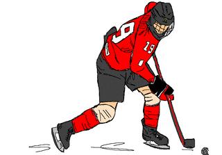Eishockey - Wintersport, Wintersportart, Winter, Schnee, Eishockey, Hockey, Mannschaftssport, olympisch, Sport, Winter, Eis, kalt, Puck