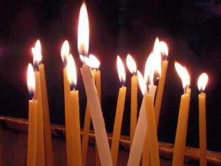 Besinnung - Kerze, Gebet, Besinnung, Flamme, Docht, brennen, Wärmelehre