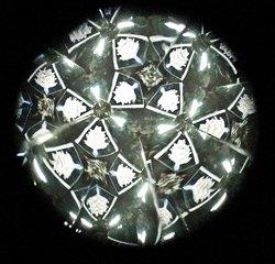 Kaleidoskop #4 - Kaleidoskop, Muster, Formen, Optik, optisch, bunt, Symmetrie, symmetrisch, Glas, Spiegel