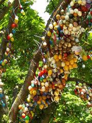 Ostereierbaum#3 - Ostern, Brauchtum, Sehenswürdigkeiten, Kurioses, Osterschmuck, Tradition