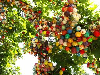 Ostereierbaum#4 - Ostern, Brauchtum, Sehenswürdigkeiten, Kurioses, Osterschmuck, Tradition