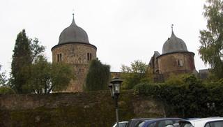 Dornröschenschloss Sababurg #1 - Burg, Jagdschloss, Ruine, Schloss, Märchenschloss, Brüder Grimm, Dornröschen, Märchenstraße, Reinhardswald