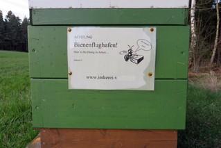 Bienenkästen #2 - Bienen, Schwarm, Imkerei, Werbung, Honig, Wanderimker