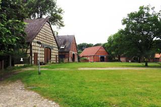 Rundlingsdorf im Hannoverschen Wendland #1 - Siedlungsform, Dorf, Wenden, Rundling, Rundlingsdorf, Wendland
