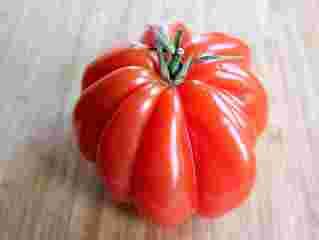 Tomate - Ochsenherz - Tomate, Ochsenherz, Gemüse, Nahrung, Ernährung, rot, Essen