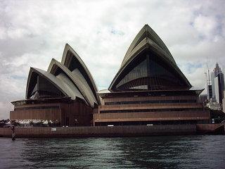 Die Oper von Sydney - Australien, Sydney, Gebäude, Oper, Haus, Musik