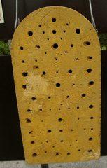 Nisthilfe für Bienen - Insekten, Wildbienen, Wespen, Bruthilfe, Höhlung, Nisthilfe, Überwinterungshilfe, Insektenhaus, Insektenschutz
