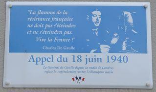 Appel Charles de Gaulle - appel, charles de gaulle, résistance, capitulation, Widerstand, Besatzung