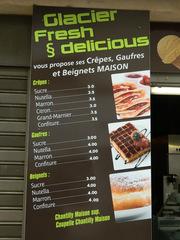 Crêpes, gaufres, beignets - Frankreich, crêpe, gaufre, beignet, prix, snack