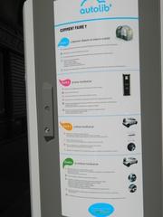 Autolib' - Frankreich, Paris, autolib, voiture, Auto, mieten, louer, Anleitung, indications