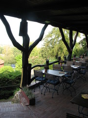 Café Winuwuk Bad Harzburg # 3 Außenterrasse - Terrasse, Café