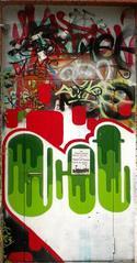 Graffiti_001 - Graffiti, Schweiz, Zürich, Fabrik, rote, Kunst, Kommunikation, tag, taggen, Schriftgestaltung, Umweltgestaltung