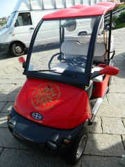 Italcar - Italien, Fahrzeug, Elektro, Nutzfahrzeug